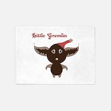 Gremlin Bat 5'x7'Area Rug