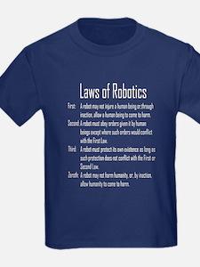Asimov's Robot Series Laws of Robotics T