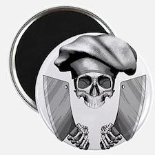 Chef skull: v1 Magnet