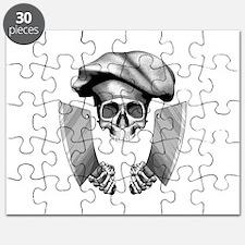 Chef skull: v1 Puzzle