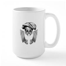 Chef Skull Mugs