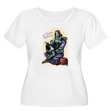 Zombie Pin Up T-Shirt