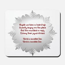 Angels We Have Heard on High Mousepad
