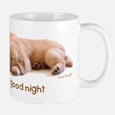 "Golden Retriever ""A Good Night"" Mug"