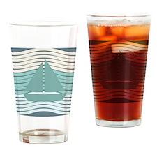 Unique Boat wedding Drinking Glass