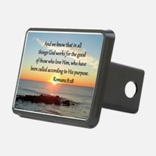 ROMANS 8:28 Hitch Cover