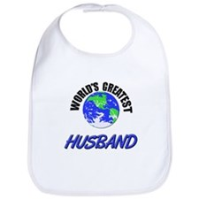 World's Greatest HUSBAND Bib