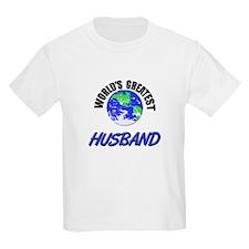 World's Greatest HUSBAND T-Shirt