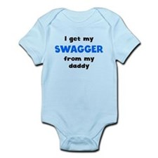 I Get My Swagger From My Daddy Body Suit