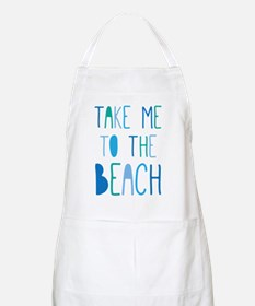Take Me To The Beach Apron