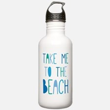 Take Me To The Beach Water Bottle