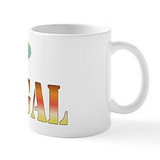 Finally Legal Birthday Mug