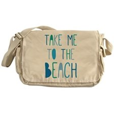 Cute Surf Messenger Bag