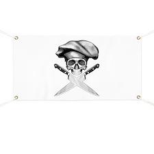 Chef Skull: 2 Banner