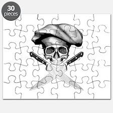 Chef skull: v2 Puzzle