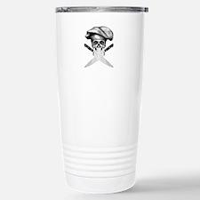 Chef skull: v2 Travel Mug