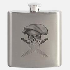 Chef skull: v2 Flask