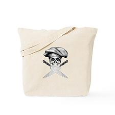 Chef Skull: 2 Tote Bag