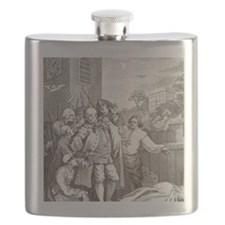 William Hogarth's Stages of Cruelty, Cruelty Flask