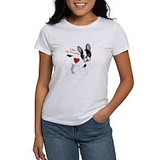 Love My Frenchie T-Shirt