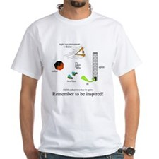 Remember To Be Inspired - Riddle T-Shirt