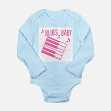 Blues Baby Body Suit