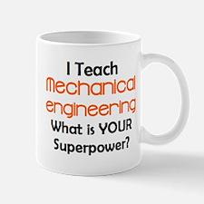teach mech engineering Mug