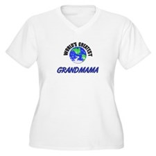 World's Greatest GRANDMAMA T-Shirt