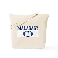 Malagasy dad Tote Bag