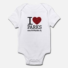 I Heart Parks Infant Body Suit