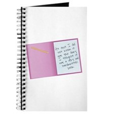 Bridesmaids Diary Journal