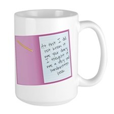 Bridesmaids Diary Mugs