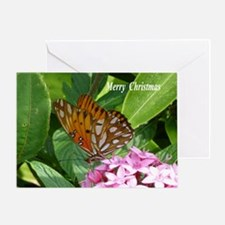 Passion Vine Butterfly Greeting Cards