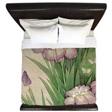 Unique Iris King Duvet