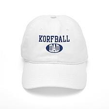 Korfball dad Baseball Cap