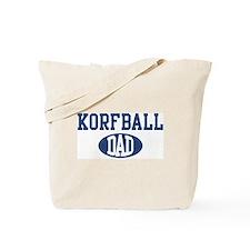 Korfball dad Tote Bag