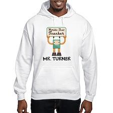 Best Teacher Personalized Hoodie