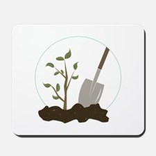 Tree Planting Mousepad
