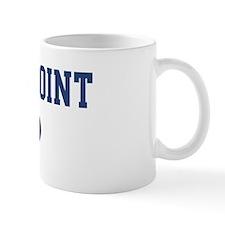 Needlepoint dad Mug