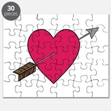 Heart With Arrow Puzzle
