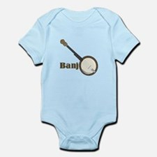 Banjo Instrument Body Suit