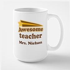 Awesome Teacher gift Mugs