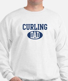 Curling dad Sweater