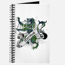 Marshall Tartan Lion Journal
