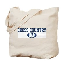 Cross Country dad Tote Bag