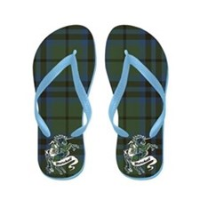 Marshall Unicorn Flip Flops