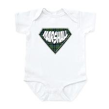 Marshall Superhero Infant Bodysuit