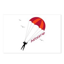 Airborne Postcards (Package of 8)