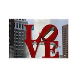 Philadelphia love park 10 Pack