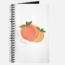 Simply Peachy Journal